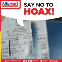 Hoaks: Donasi Konsumen Untuk Kepentingan Politik