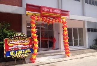 Laboratorium Ritel Alfamart Class Panti Asuhan Vincentius Putra, Jakarta Pusat