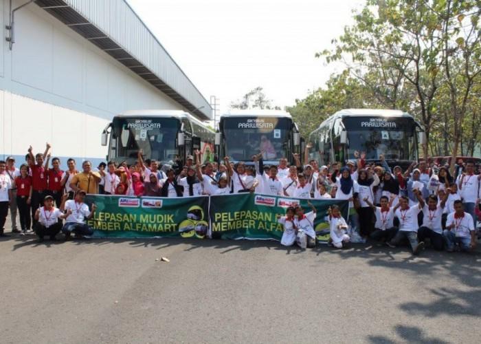 Alfamart dan P&G Ajak 1.000 Member Kembali ke Jakarta