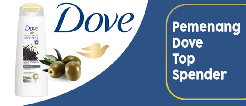 DOVE TOP SPENDER