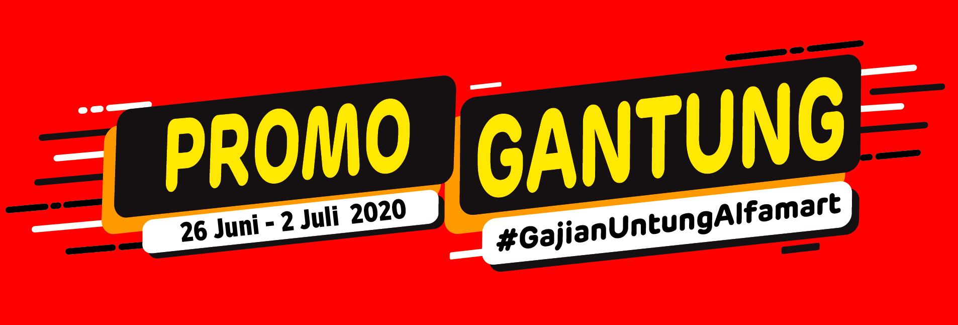 Promo Gantung Alfamart 26 Juni - 2 Juli 2020