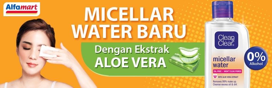 Clean & Clear Micellar Water
