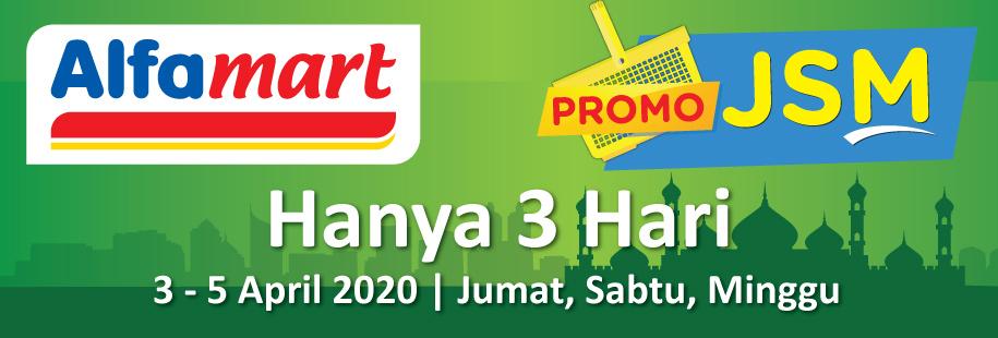 Promo JSM 3-5 April 2020
