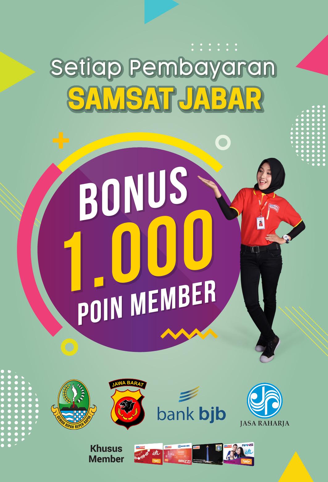 Samsat Jabar November 2019