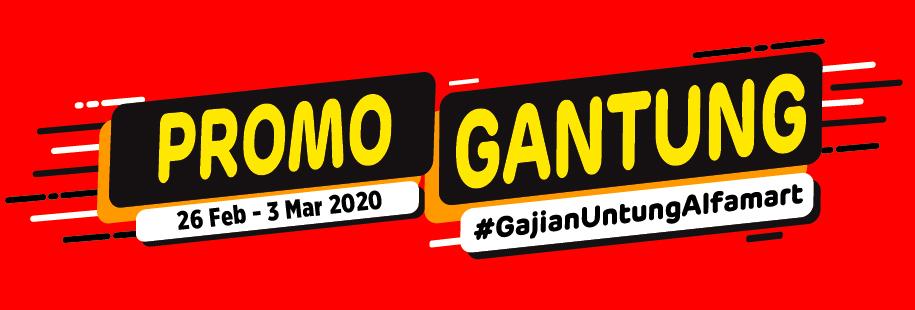Promo Gantung Alfamart 26 Februari - 3 Maret 2020