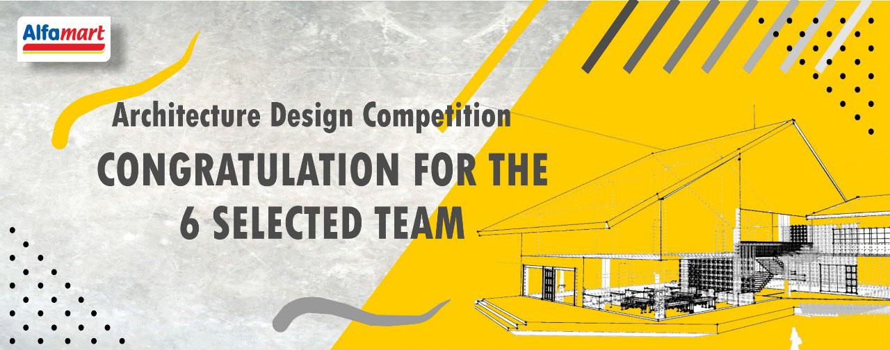 Pemenang Sayembara Design Arsitektur Alfamart