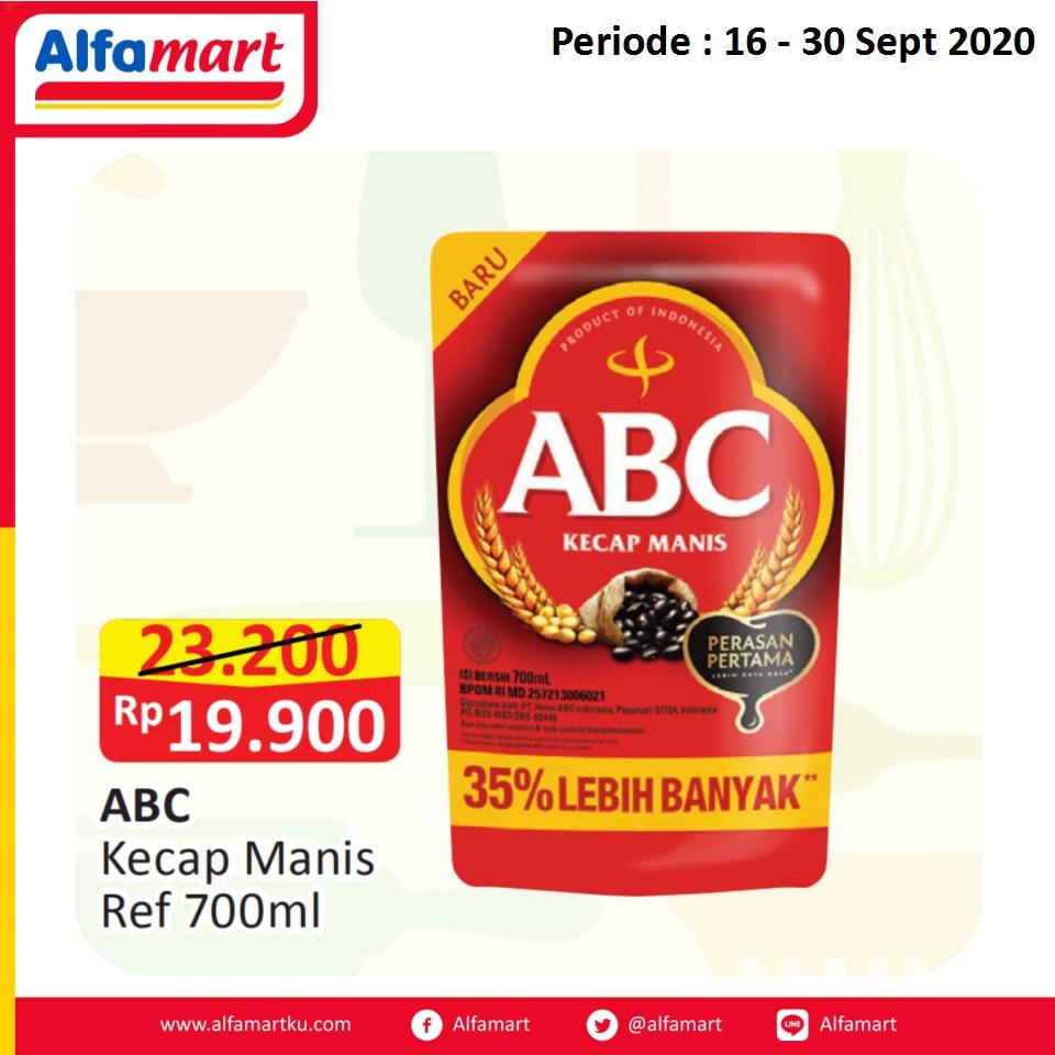 ABC Kecap manis Ref 700 ml