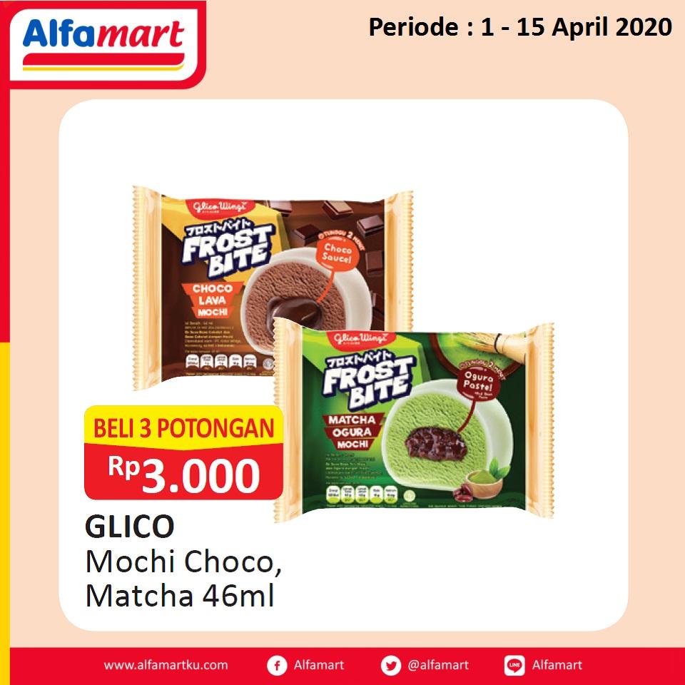 GLICO Mochi Choco Matcha 46ml