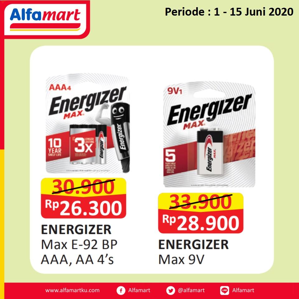 Energizer Max Baterai