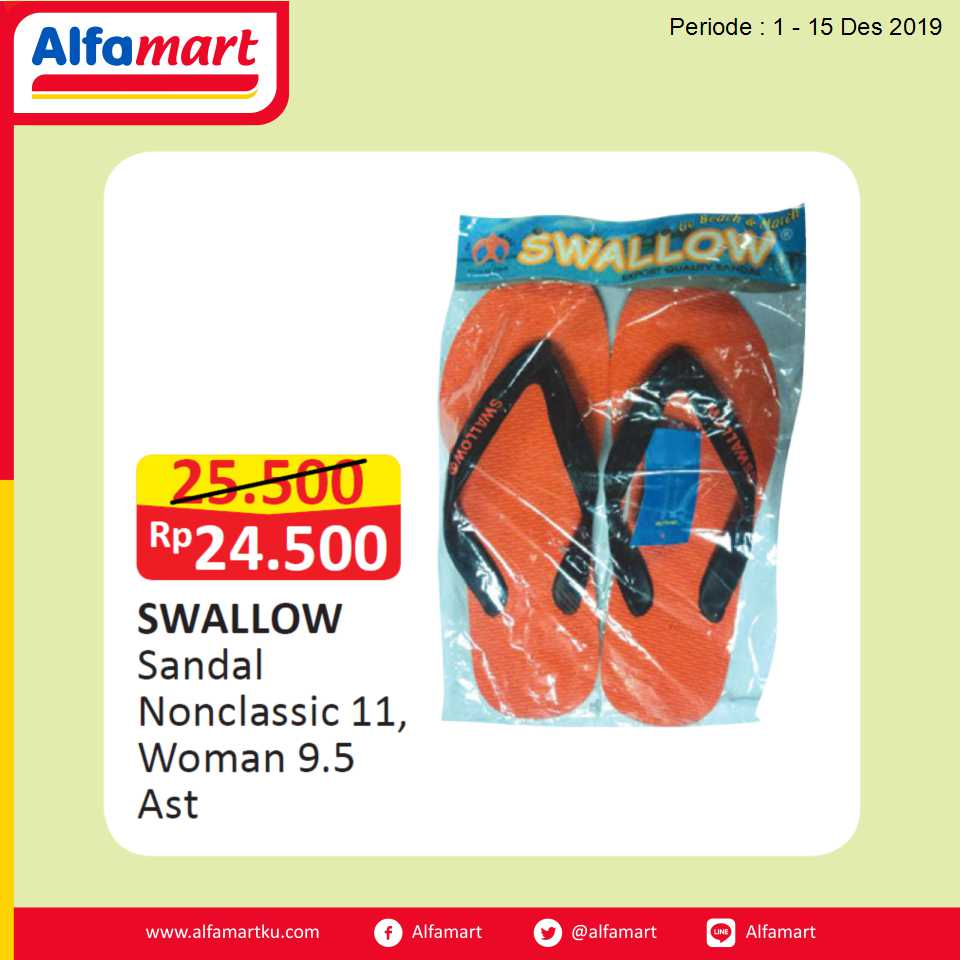 SWALOW Sandal Non Classic 11, Wiman 9.5 Ast