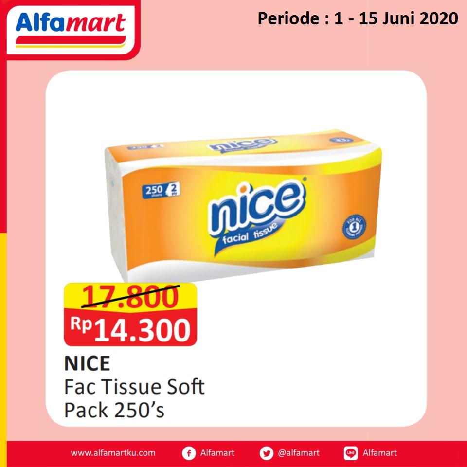 NICE Tissue Softpack 250s