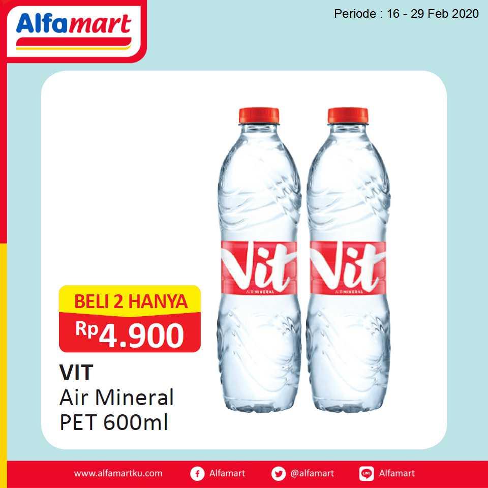 VIT Air Mineral PET 600ml