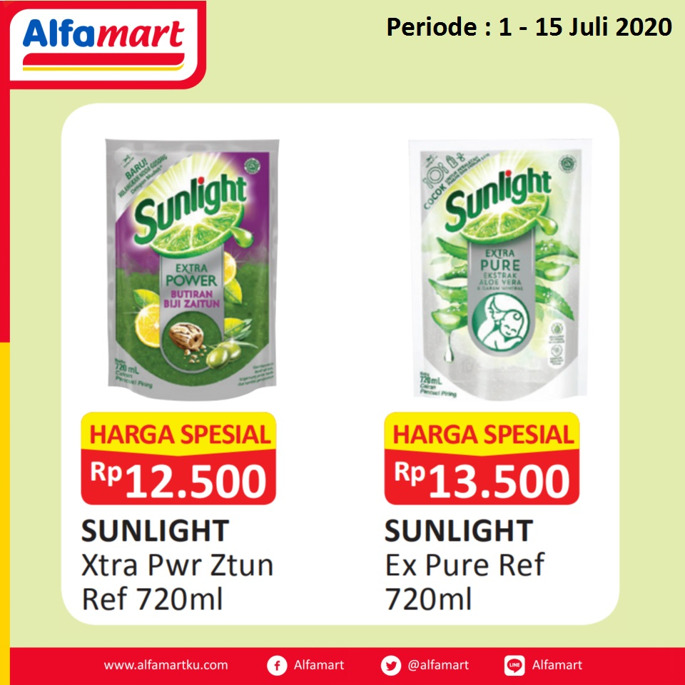 SUNGLIGHT Extra Power Zaitun 720ml