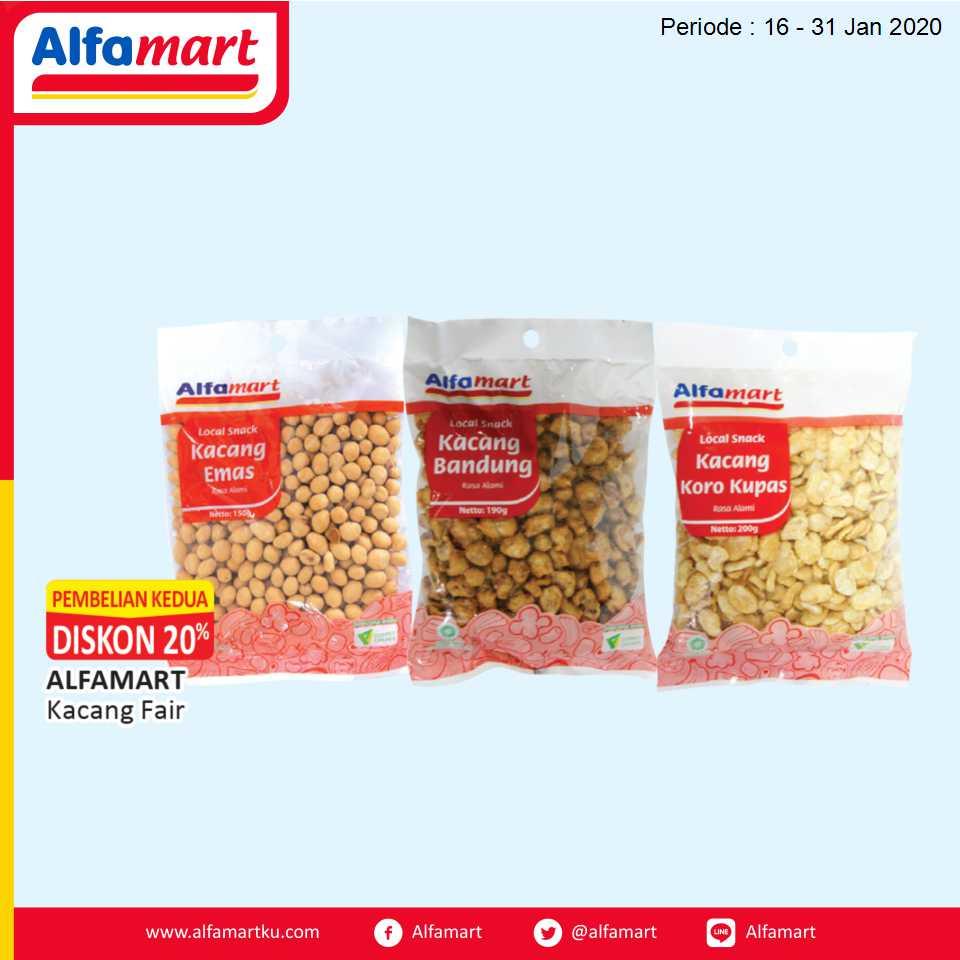 ALFAMART Kacang Fair