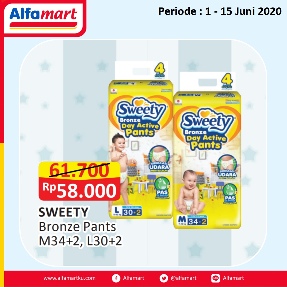 Sweety Bronze Pants Pampers