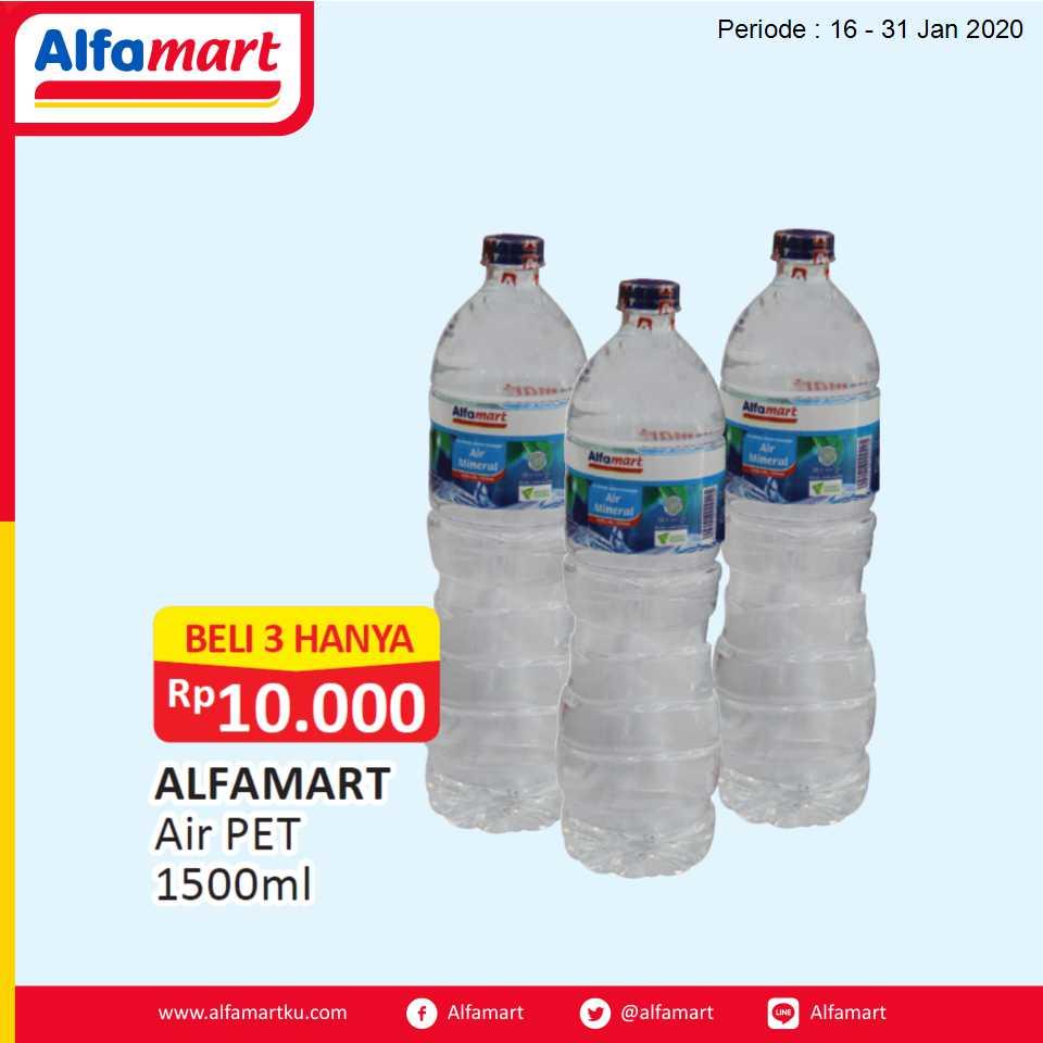 ALFAMART Air PET 1500ml