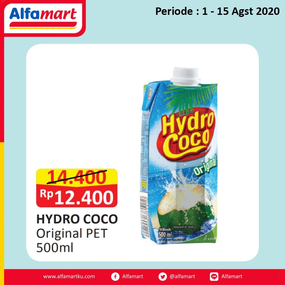 HYDRO COCO ORIGINAL PET 500 ml