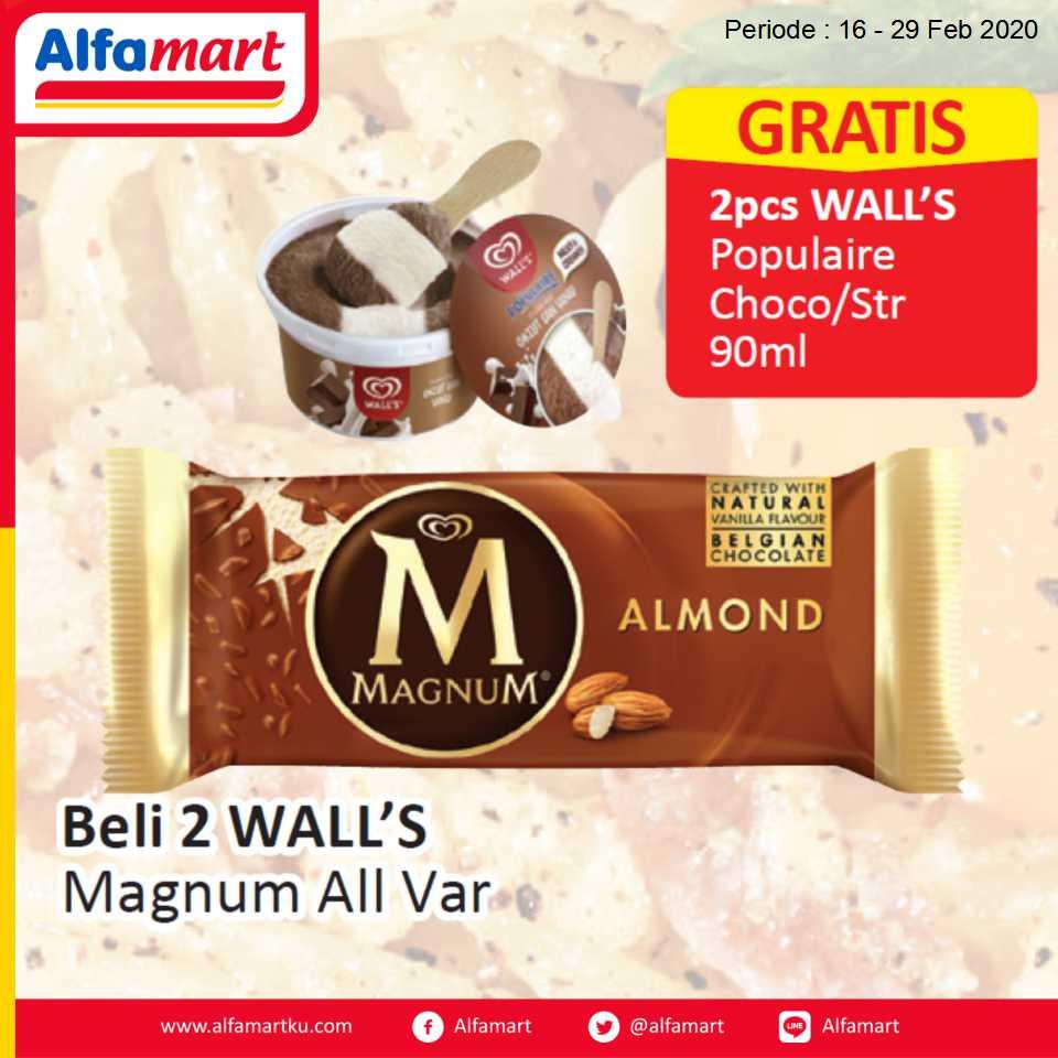 Beli 2 WALL'S Magnum All Var