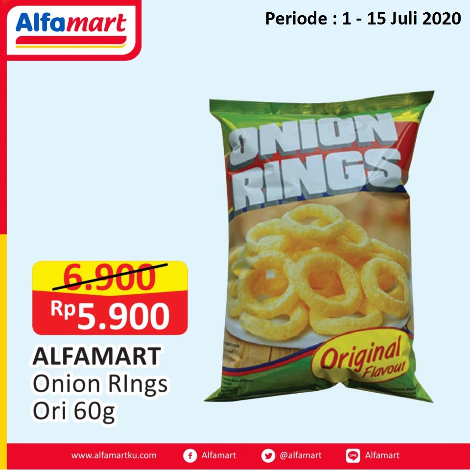 ALFAMART Onions Rings Ori 60g