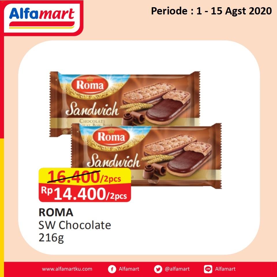 ROMA SW Chocolate 216 G
