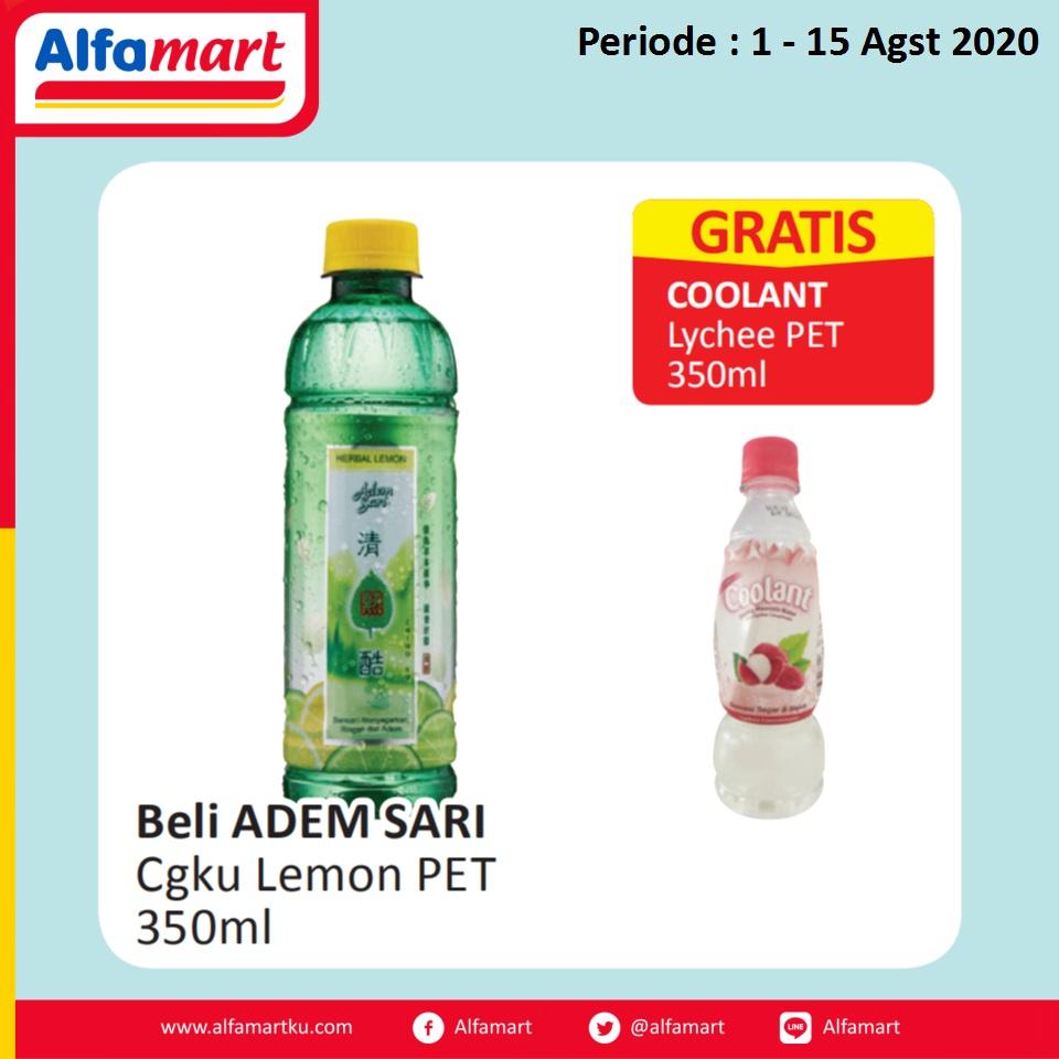 ADEM SARI Cgku Lemon PET 350ml
